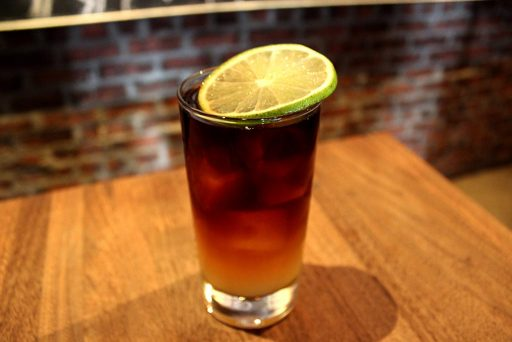 A Dark 'n Stormy for Those Thundery Summer Nights