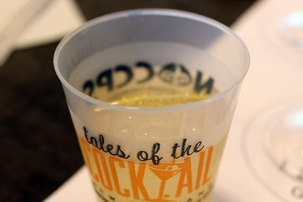 shochu cocktail