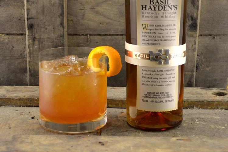 basil hayden's summer sour