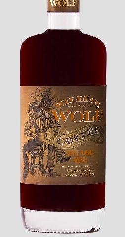 william wolf coffee whiskey