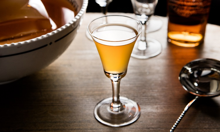 national punch day, Endeavor Punch recipe