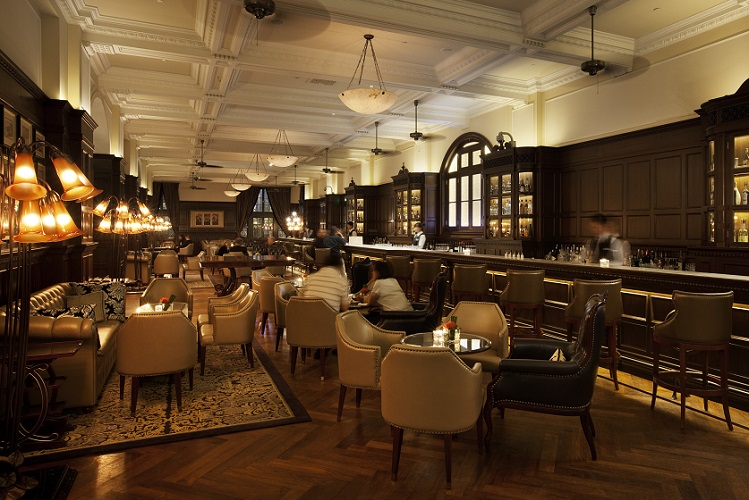 waldorf Astoria Long Bar, Shanghai