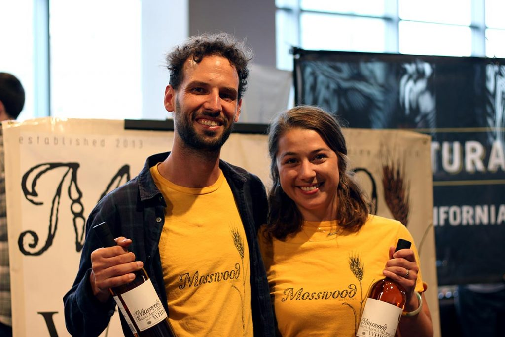 Mosswood Distillers Craft Spirits Carnival