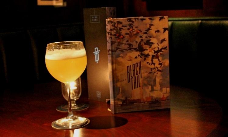 nacional cocktail at blacktail