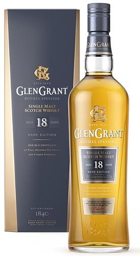 glent grant 18 scotch whisky