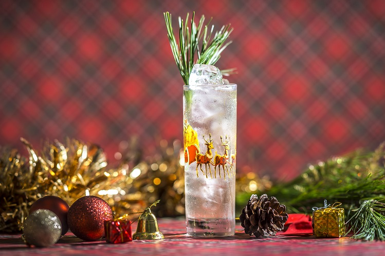 holly jolly cocktail