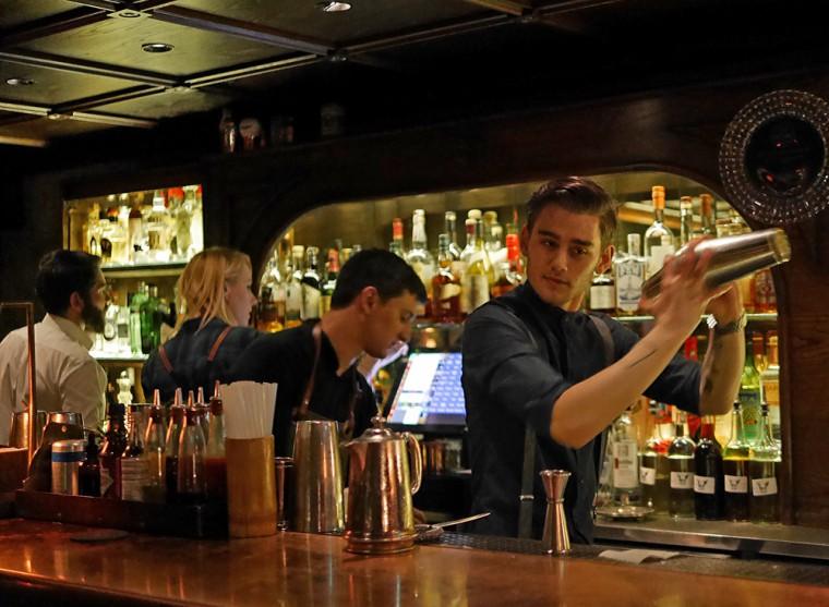 the blind pig bar london