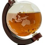 Globe Whiskey Decanter | Bevvy