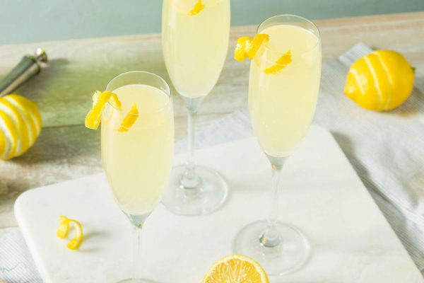 21 Champagne Cocktails for New Year's Eve