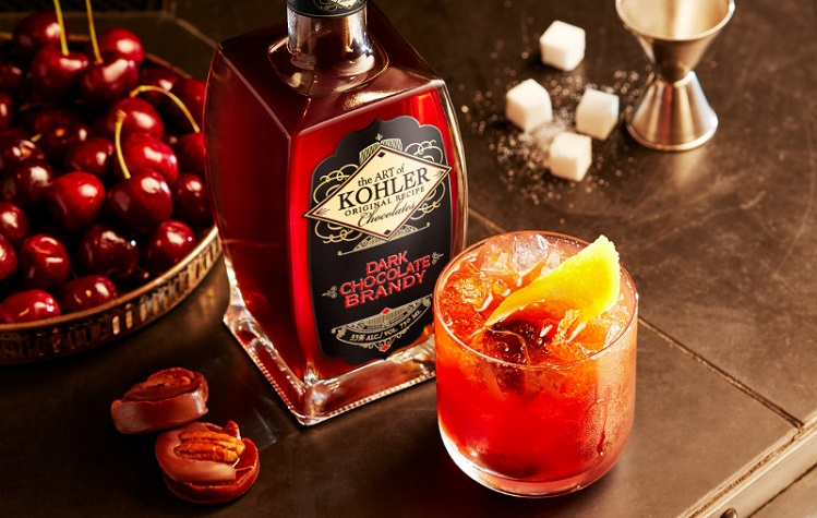 Kohler Original Recipe Dark Chocolate Brandy