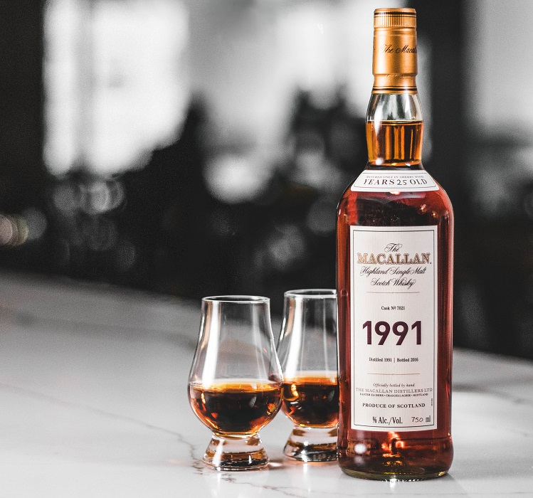 The Macallan 1991 Fine & Rare