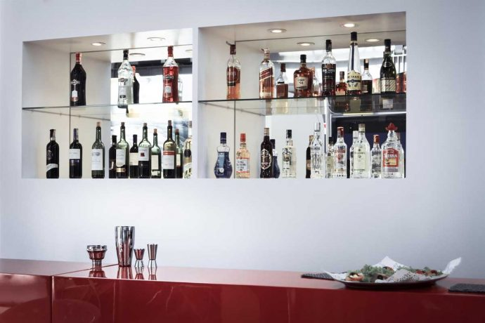Home Bar | Bevvy