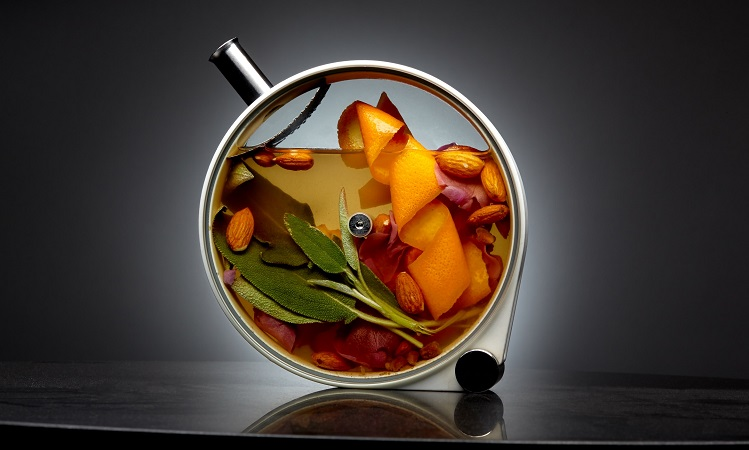 aviary bar porthole infuser