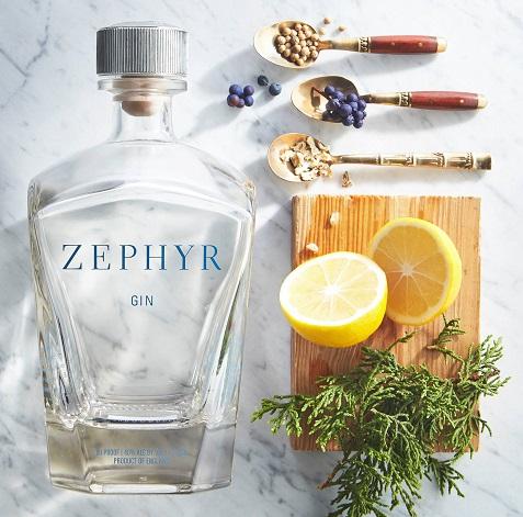 zephyr gin
