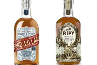 Whiskey Barons Collection - Old Ripy, Bond & Lillard