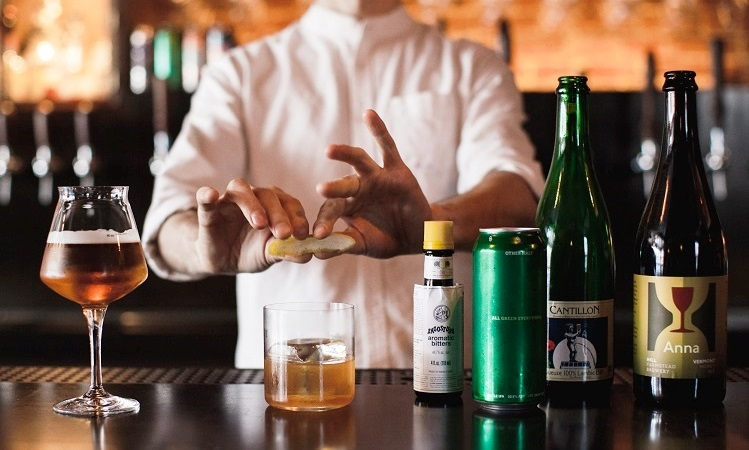 best beers for cocktail drinkers
