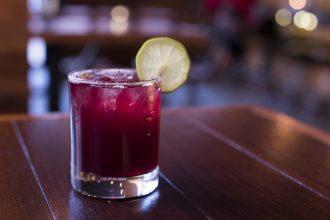 Scarlet Hour cocktail