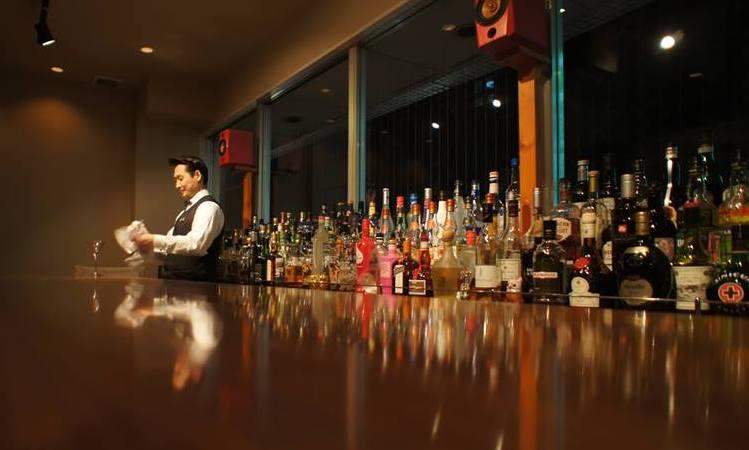 Bar Cocktail Book Tokyo