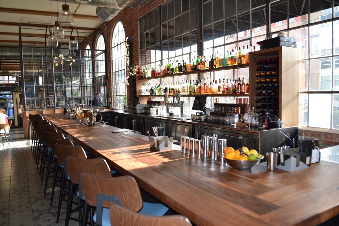 Curio bar Denver