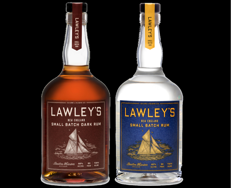 Lawley's new england rums