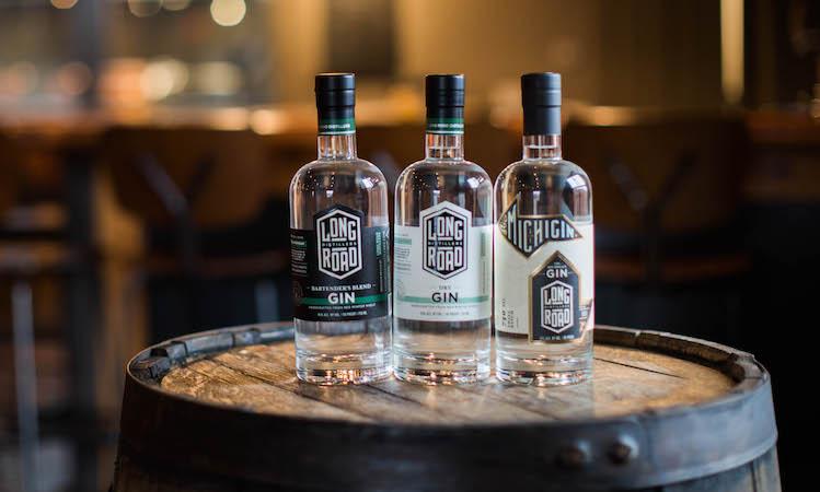 Longroad Distillers Gin