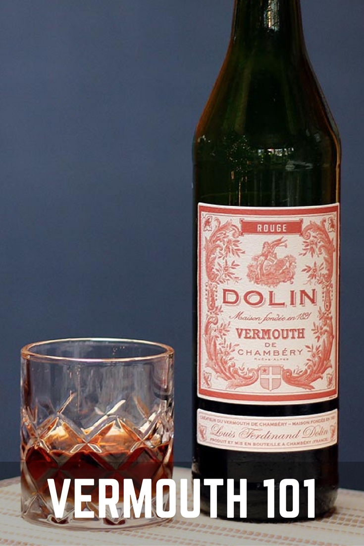 Vermouth 101 | Bevvy