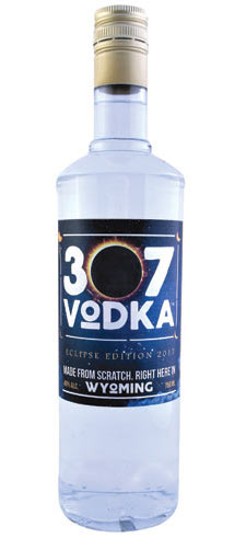 307 Eclipse Edition Vodka