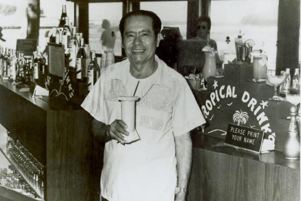 Pina Colada Ramón Marrero