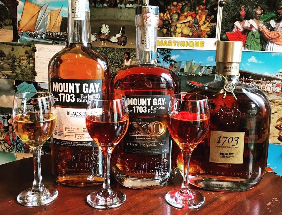 mount gay rums
