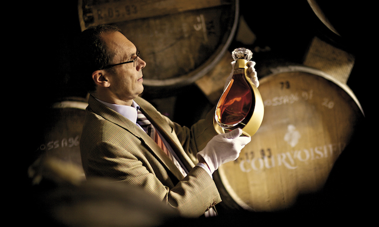 L'Essence de Courvoisier patrice pinet