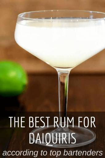 Top bartenders across the country weigh in with their favorite rums to use when making daiquiris. | Best Rum for Daiquiris | Bevvy