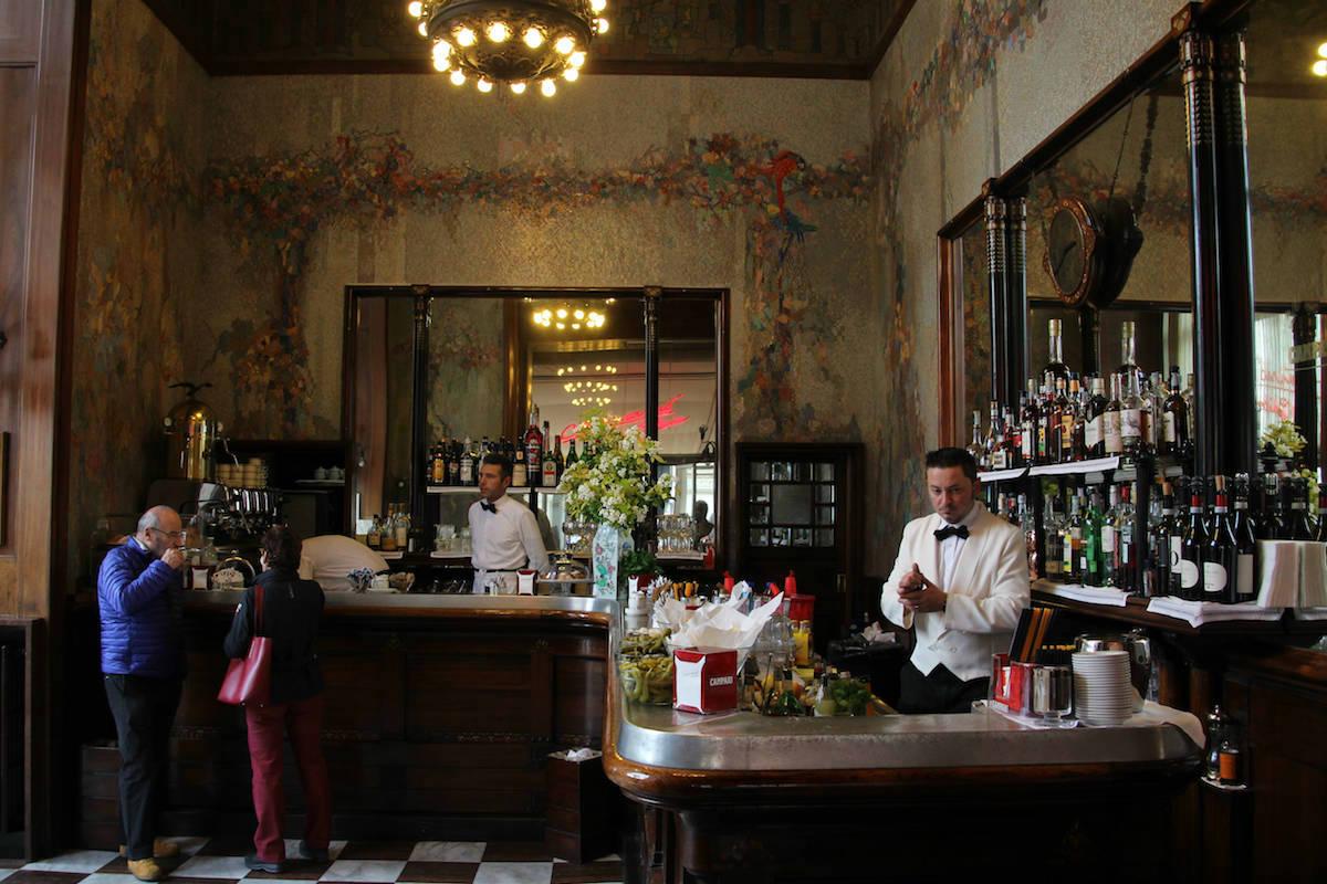 Camparino Bar, Milan | Bevvy