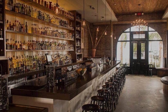 Where New Orleans Bartenders Drink