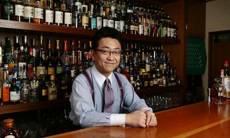 Bar High Five Hidetsugo Ueno