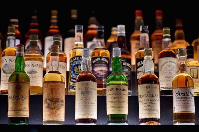 Scotch Bottles | Bevvy