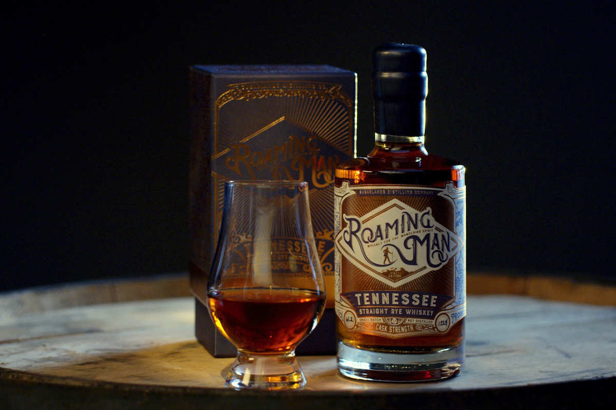 Roaming Man Whiskey | Bevvy
