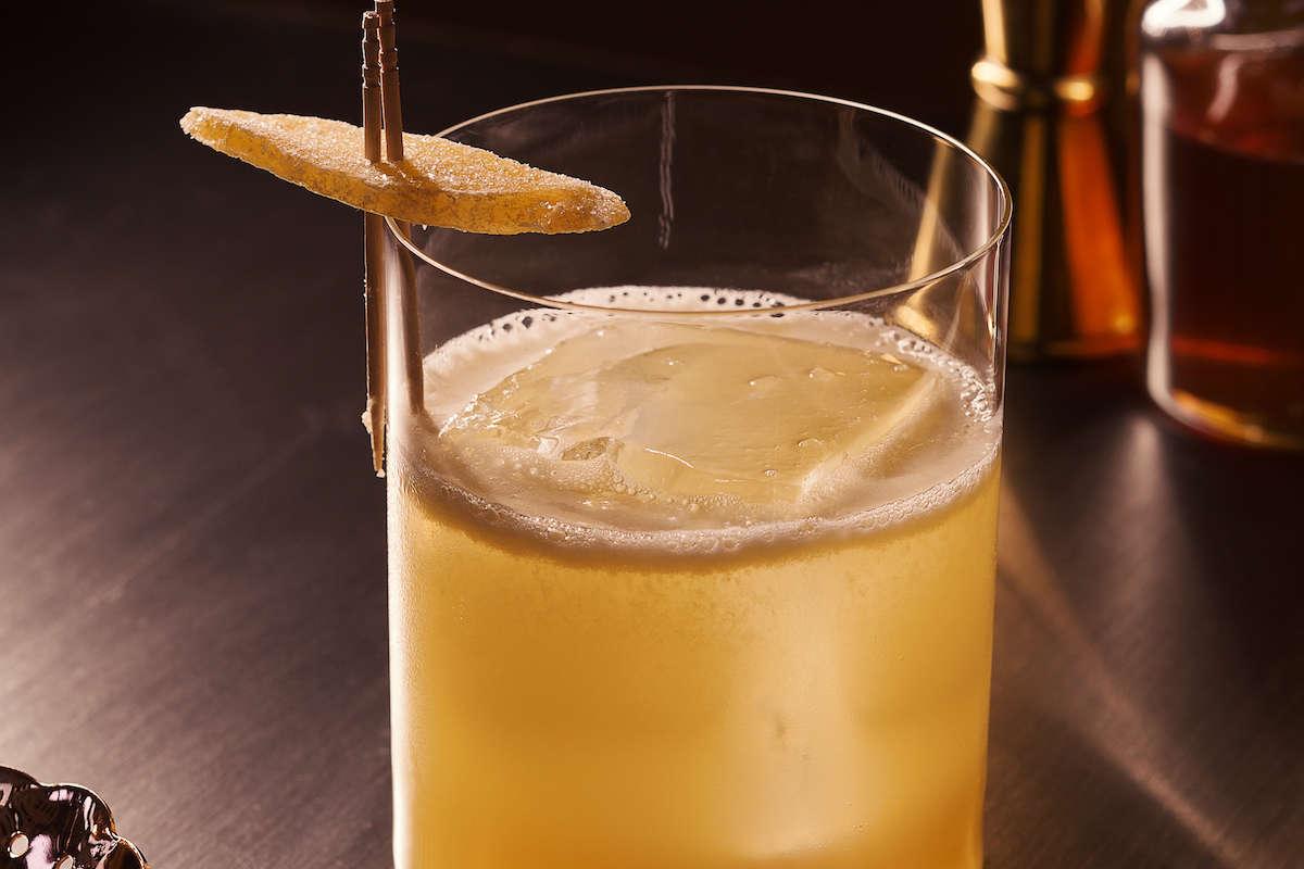 Penicillin Cocktail | Bevvy