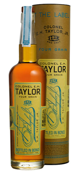 colonel eh taylor 4 grain bourbon