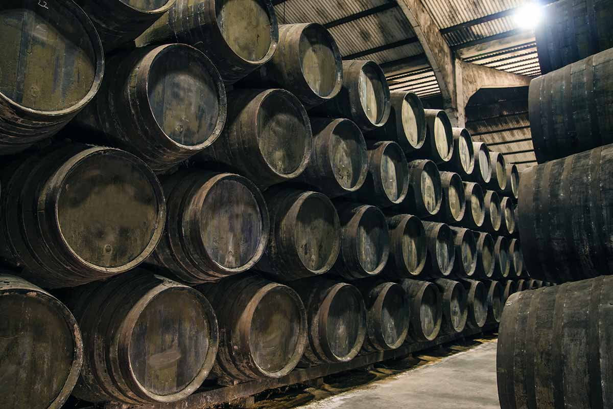 Whiskey Casks | Bevvy