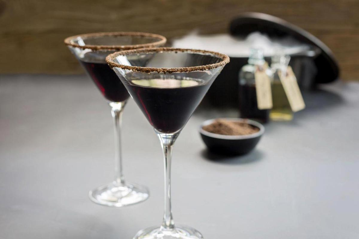 Witch's Hat - Halloween Cocktails | Bevvy