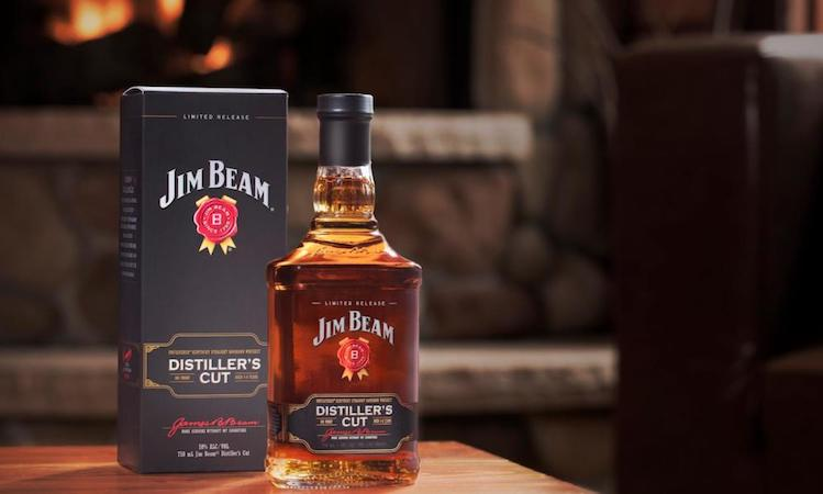jim beam distiller's cut
