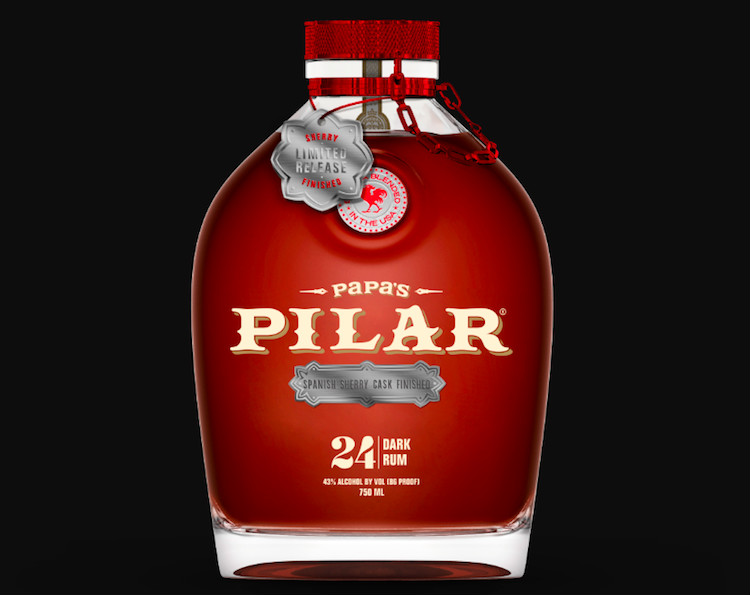 Papa's Pilar Sherry Cask Finish Rum