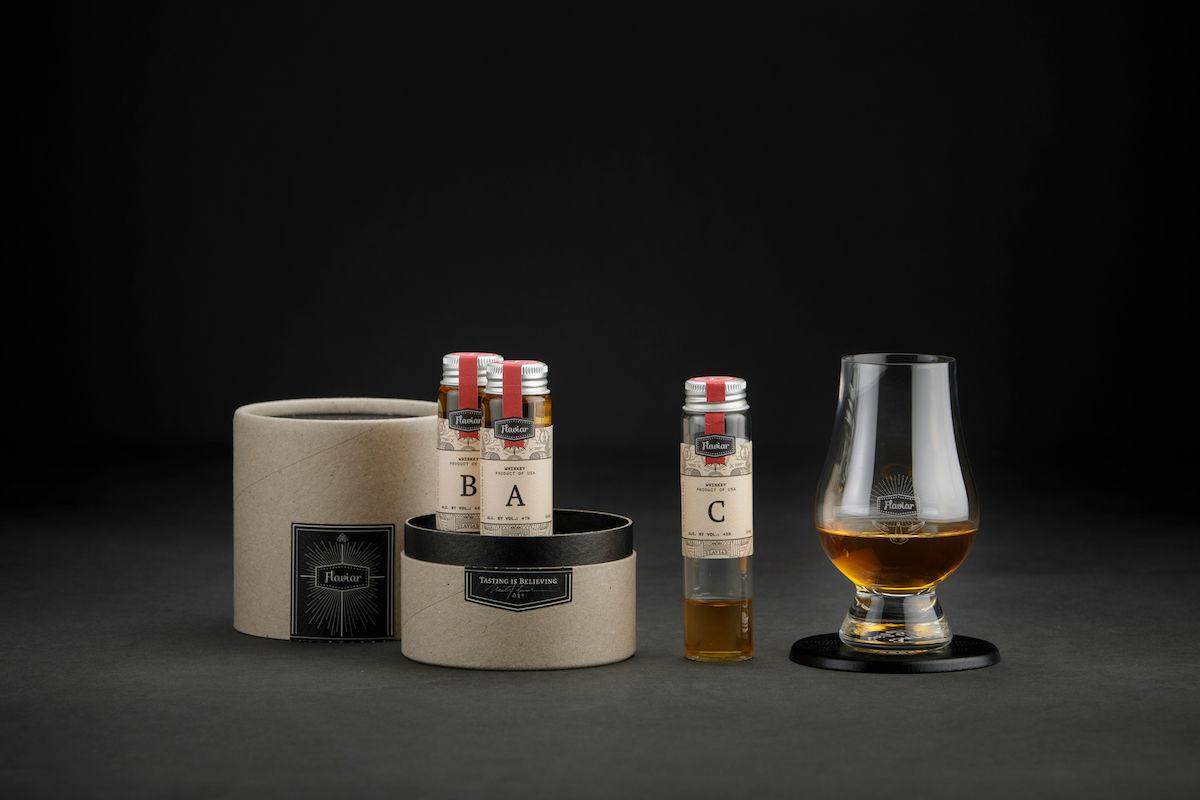Flaviar Frerot Cognac Tasting Box