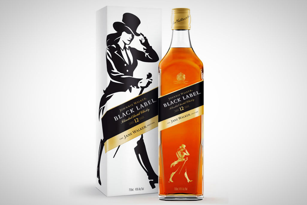 Jane Walker Whisky | Bevvy