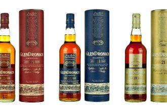 The GlenDronach Single Malt Scotch Whiskies