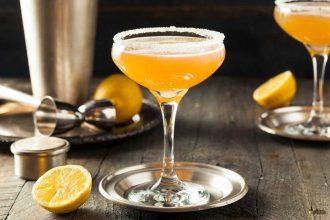rum sidecar cocktail