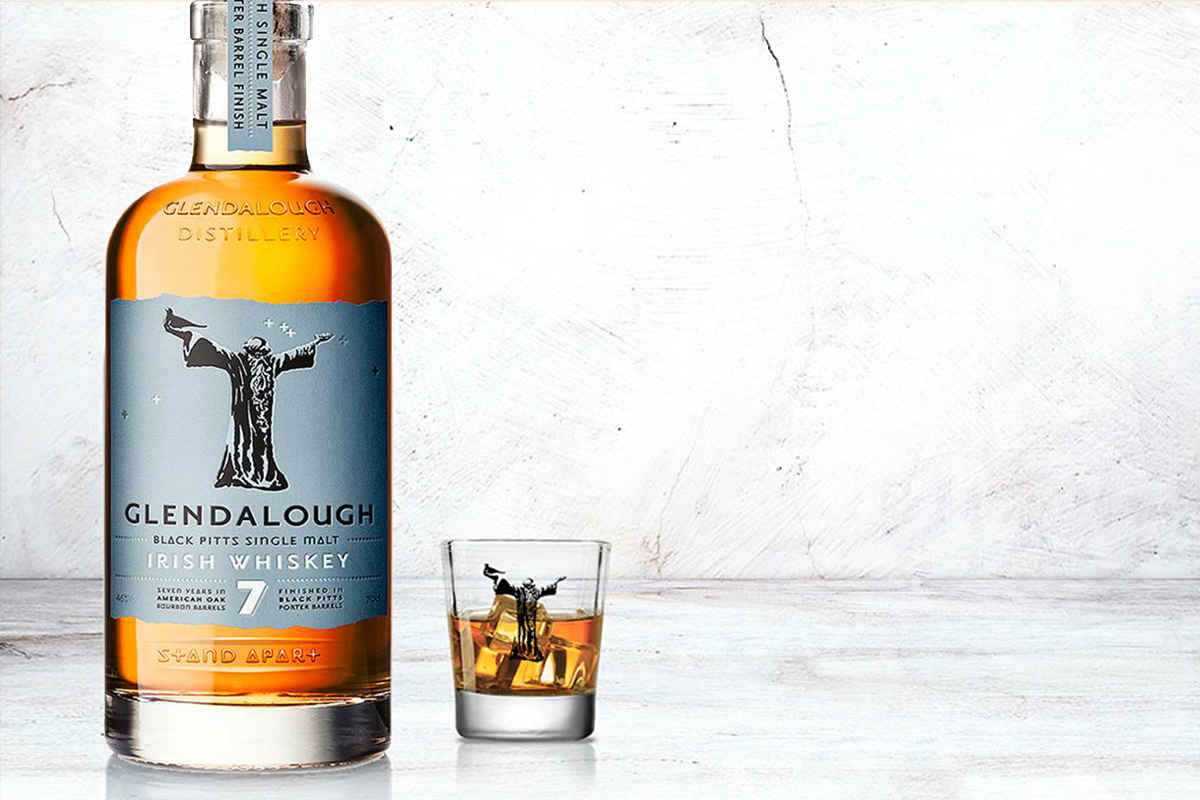 glendalough 7 irish whiskey
