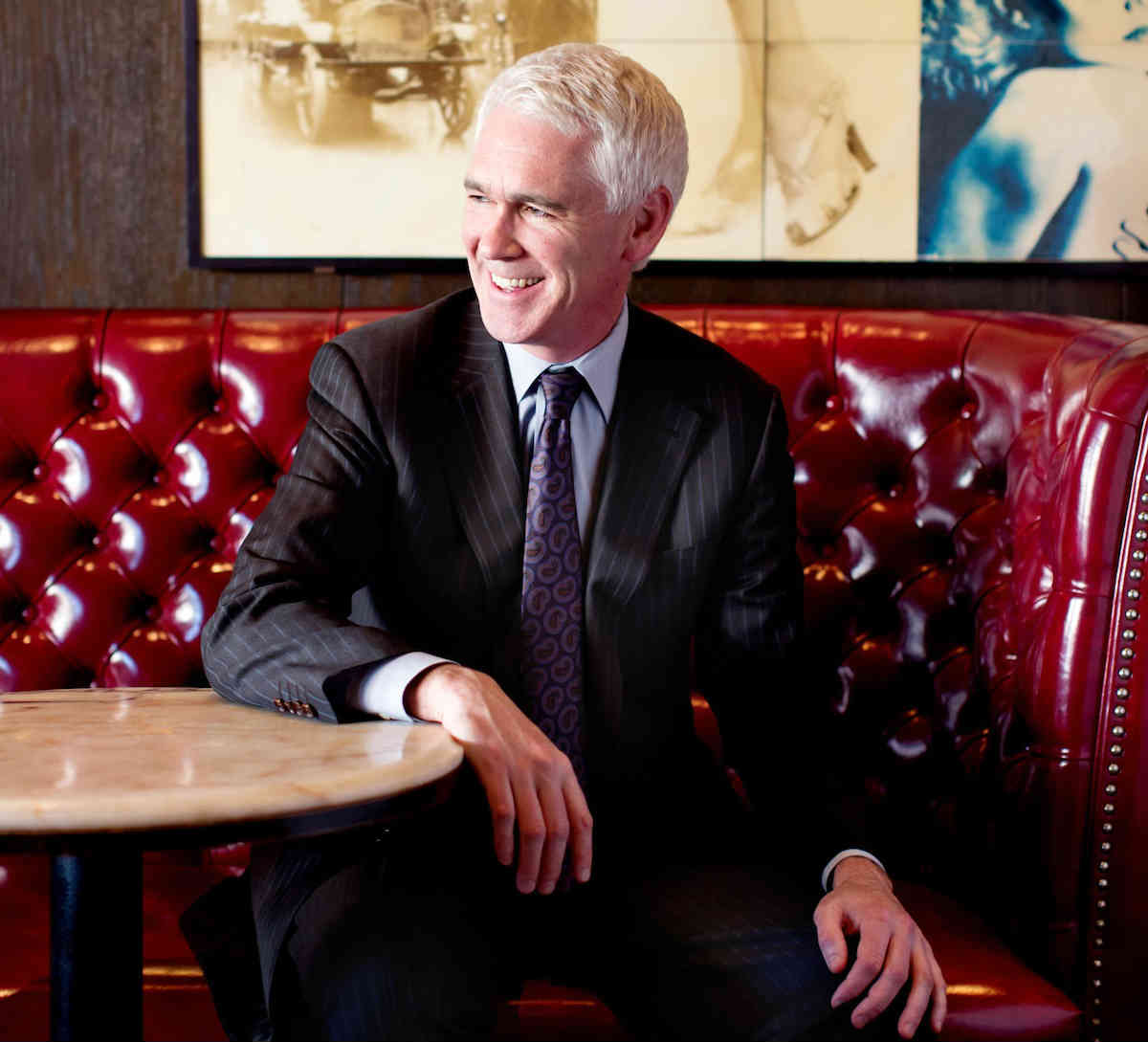 Garrett Harker, Boston Restaurateur
