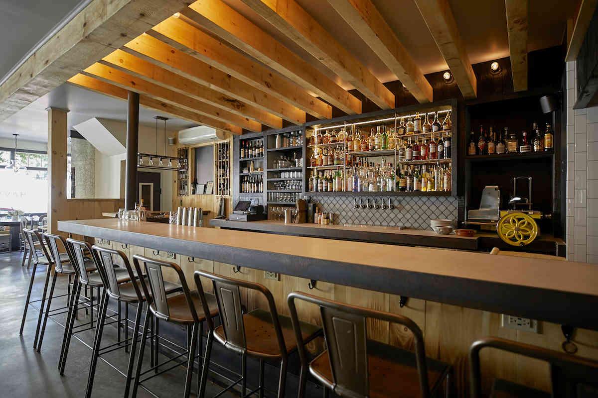Chaval Bar, Portland Maine