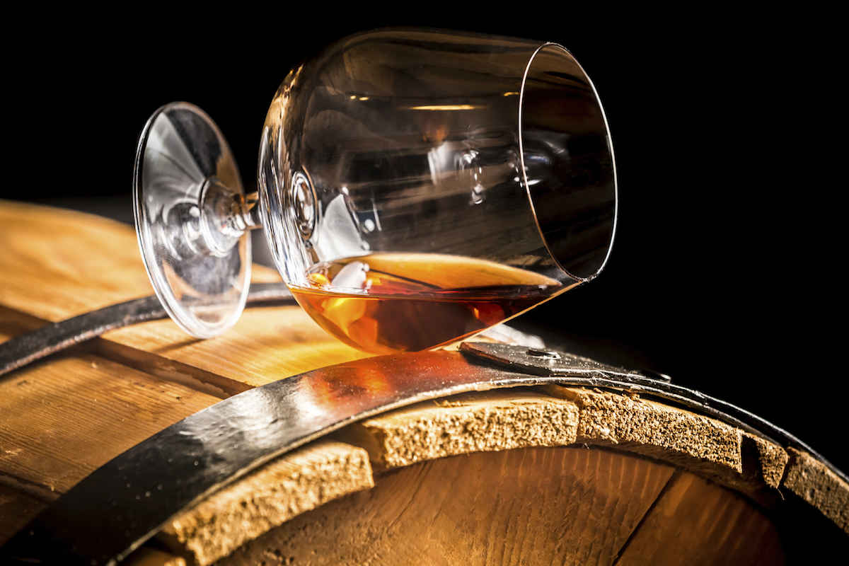 cask finished rum